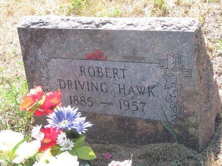 DRIVING HAWK, ROBERT - Todd County, South Dakota | ROBERT DRIVING HAWK - South Dakota Gravestone Photos
