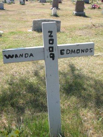 EDMONDS, WANDA - Todd County, South Dakota | WANDA EDMONDS - South Dakota Gravestone Photos
