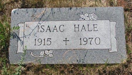 HALE, ISAAC - Todd County, South Dakota   ISAAC HALE - South Dakota Gravestone Photos