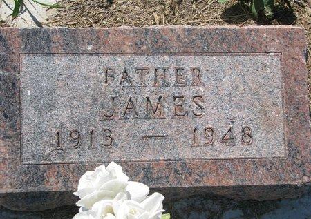 HAWK, JAMES - Todd County, South Dakota   JAMES HAWK - South Dakota Gravestone Photos
