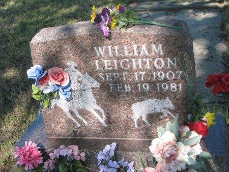 LEIGHTON, WILLIAM - Todd County, South Dakota | WILLIAM LEIGHTON - South Dakota Gravestone Photos