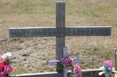 LENEAUGH, MARY MARGARET - Todd County, South Dakota | MARY MARGARET LENEAUGH - South Dakota Gravestone Photos