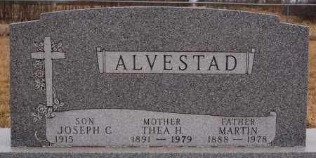 ALVESTAD, MARTIN - Turner County, South Dakota | MARTIN ALVESTAD - South Dakota Gravestone Photos