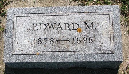 ANDAL, EDWARD M. - Turner County, South Dakota | EDWARD M. ANDAL - South Dakota Gravestone Photos