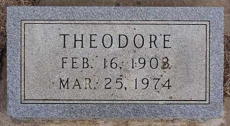 ANDERSON, THEODORE - Turner County, South Dakota | THEODORE ANDERSON - South Dakota Gravestone Photos