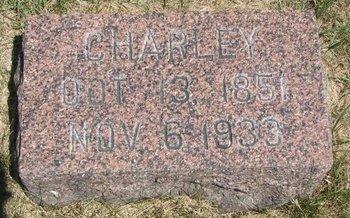 ANDREWS, CHARLEY - Turner County, South Dakota | CHARLEY ANDREWS - South Dakota Gravestone Photos