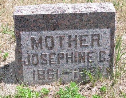 DUBOIS ARCHER, JOSEPHINE CATHERINE - Turner County, South Dakota | JOSEPHINE CATHERINE DUBOIS ARCHER - South Dakota Gravestone Photos