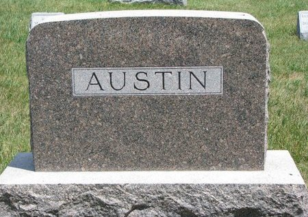 AUSTIN, *FAMILY MONUMENT - Turner County, South Dakota | *FAMILY MONUMENT AUSTIN - South Dakota Gravestone Photos