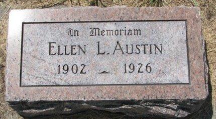 AUSTIN, ELLEN LAURA - Turner County, South Dakota | ELLEN LAURA AUSTIN - South Dakota Gravestone Photos