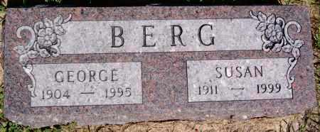 BERG, GEORGE - Turner County, South Dakota   GEORGE BERG - South Dakota Gravestone Photos