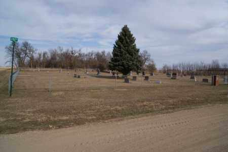 **BETHANY LUTHERAN, WIDE VIEW - Turner County, South Dakota | WIDE VIEW **BETHANY LUTHERAN - South Dakota Gravestone Photos
