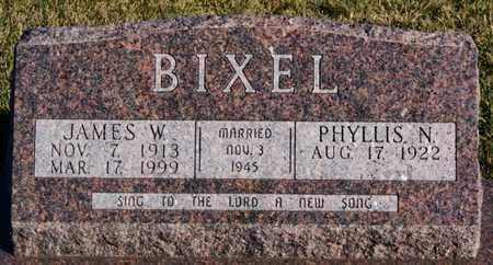 BIXEL, PHYLLIS N - Turner County, South Dakota | PHYLLIS N BIXEL - South Dakota Gravestone Photos