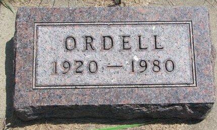 BLAKE, ORDELL - Turner County, South Dakota   ORDELL BLAKE - South Dakota Gravestone Photos