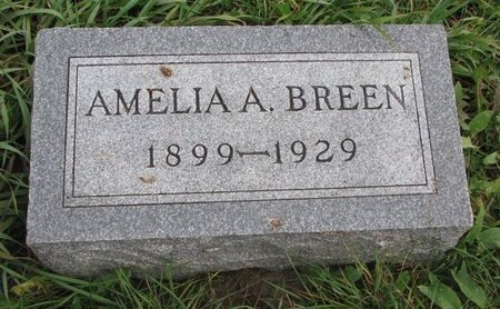 "BREEN, AMELIA A. ""MILLIE"" - Turner County, South Dakota 