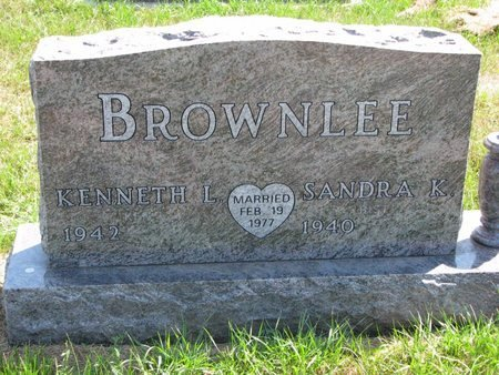 RIST BROWNLEE, SANDRA K. - Turner County, South Dakota | SANDRA K. RIST BROWNLEE - South Dakota Gravestone Photos