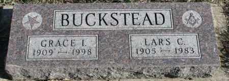 BUCKSTEAD, LARS C - Turner County, South Dakota | LARS C BUCKSTEAD - South Dakota Gravestone Photos
