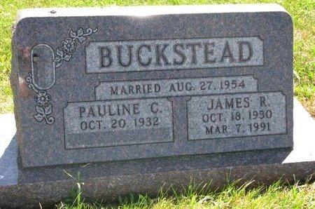 BUCKSTEAD, PAULINE C. - Turner County, South Dakota | PAULINE C. BUCKSTEAD - South Dakota Gravestone Photos