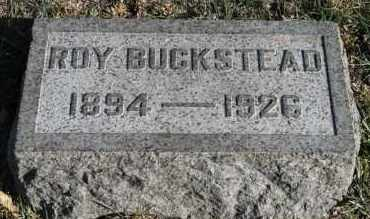 BUCKSTEAD, ROY - Turner County, South Dakota | ROY BUCKSTEAD - South Dakota Gravestone Photos