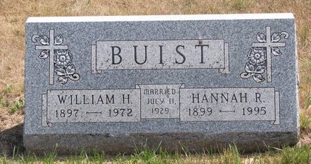 BUIST, WILLIAM H. - Turner County, South Dakota | WILLIAM H. BUIST - South Dakota Gravestone Photos