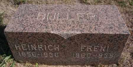 BULLER, HEINRICH - Turner County, South Dakota | HEINRICH BULLER - South Dakota Gravestone Photos