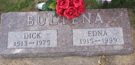 BULTENA, DICK - Turner County, South Dakota | DICK BULTENA - South Dakota Gravestone Photos