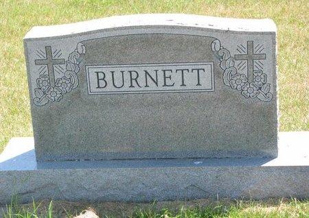 BURNETT, *FAMILY MONUMENT - Turner County, South Dakota | *FAMILY MONUMENT BURNETT - South Dakota Gravestone Photos