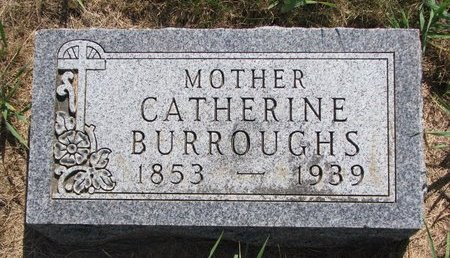 """BURROUGHS, CATHERINE """"KATE"""" - Turner County, South Dakota 