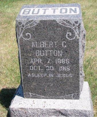 BUTTON, ALBERT C. - Turner County, South Dakota   ALBERT C. BUTTON - South Dakota Gravestone Photos
