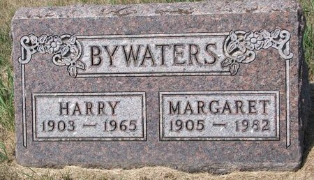 BYWATERS, MARGARET - Turner County, South Dakota | MARGARET BYWATERS - South Dakota Gravestone Photos