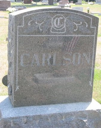 CARLSON, *FAMILY MONUMENT - Turner County, South Dakota | *FAMILY MONUMENT CARLSON - South Dakota Gravestone Photos