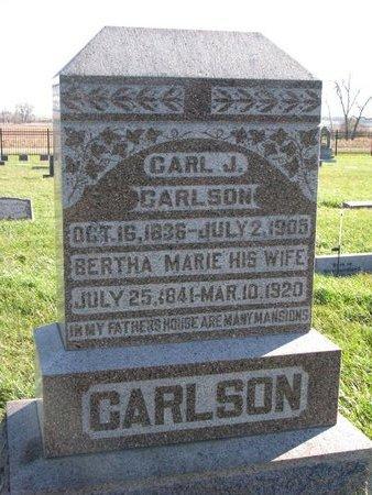 CARLSON, CARL JOHN - Turner County, South Dakota | CARL JOHN CARLSON - South Dakota Gravestone Photos