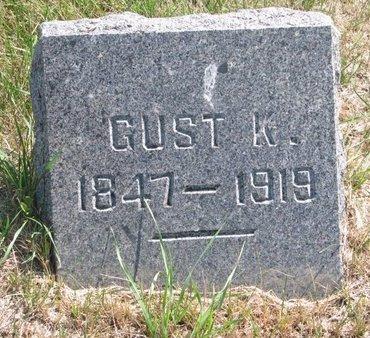 CARLSON, GUST K. - Turner County, South Dakota | GUST K. CARLSON - South Dakota Gravestone Photos