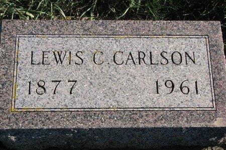 CARLSON, LEWIS C. - Turner County, South Dakota | LEWIS C. CARLSON - South Dakota Gravestone Photos