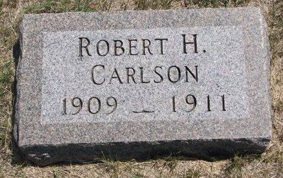CARLSON, ROBERT H. - Turner County, South Dakota | ROBERT H. CARLSON - South Dakota Gravestone Photos