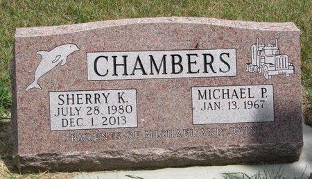 CHAMBERS, MICHAEL P. - Turner County, South Dakota | MICHAEL P. CHAMBERS - South Dakota Gravestone Photos