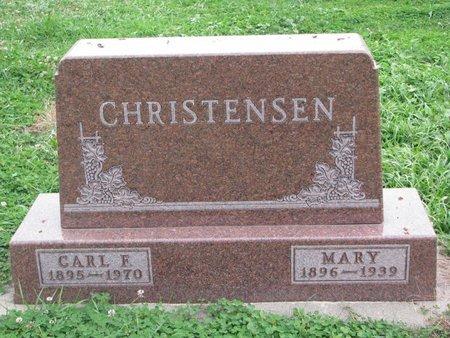 CHRISTENSEN, CARL F. - Turner County, South Dakota | CARL F. CHRISTENSEN - South Dakota Gravestone Photos