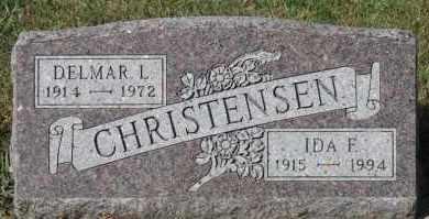 CHRISTENSEN, DELMAR L - Turner County, South Dakota | DELMAR L CHRISTENSEN - South Dakota Gravestone Photos