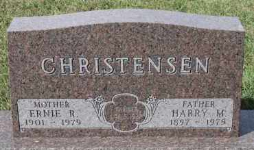 CHRISTENSEN, HARRY M - Turner County, South Dakota | HARRY M CHRISTENSEN - South Dakota Gravestone Photos