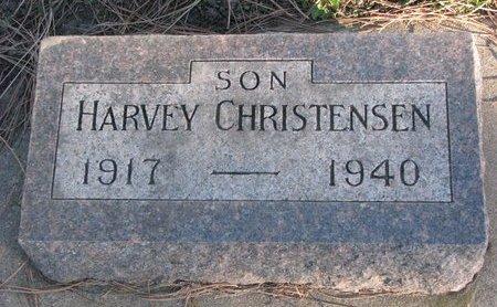 CHRISTENSEN, HARVEY - Turner County, South Dakota   HARVEY CHRISTENSEN - South Dakota Gravestone Photos