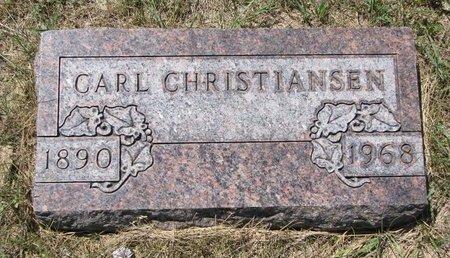 CHRISTIANSEN, CARL - Turner County, South Dakota | CARL CHRISTIANSEN - South Dakota Gravestone Photos