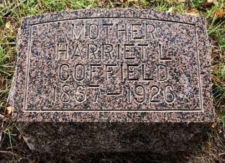 WINSLOW COFFIELD, HARRIET LOVINA - Turner County, South Dakota | HARRIET LOVINA WINSLOW COFFIELD - South Dakota Gravestone Photos