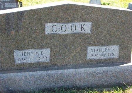 COOK, STANLEY R. - Turner County, South Dakota | STANLEY R. COOK - South Dakota Gravestone Photos