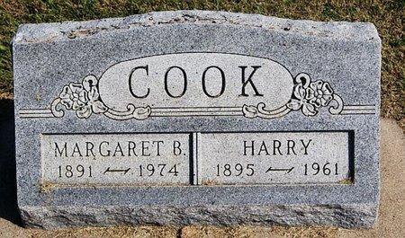 COOK, HARRY - Turner County, South Dakota | HARRY COOK - South Dakota Gravestone Photos