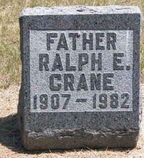 CRANE, RALPH E. - Turner County, South Dakota | RALPH E. CRANE - South Dakota Gravestone Photos
