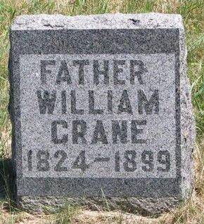 CRANE, WILLIAM - Turner County, South Dakota | WILLIAM CRANE - South Dakota Gravestone Photos