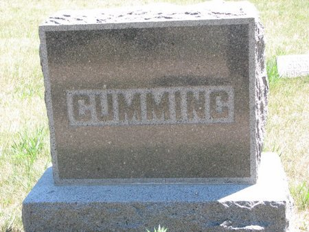CUMMING, *FAMILY MONUMENT - Turner County, South Dakota | *FAMILY MONUMENT CUMMING - South Dakota Gravestone Photos