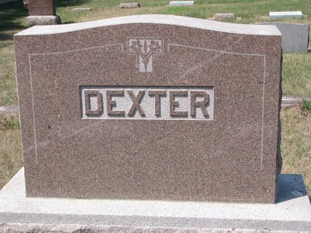 DEXTER, *FAMILY MONUMENT - Turner County, South Dakota | *FAMILY MONUMENT DEXTER - South Dakota Gravestone Photos