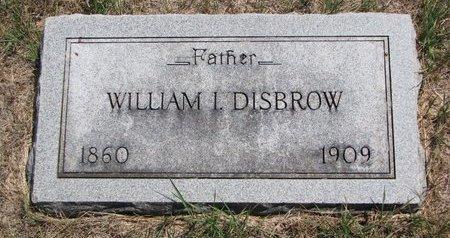 DISBROW, WILLIAM IRA - Turner County, South Dakota | WILLIAM IRA DISBROW - South Dakota Gravestone Photos