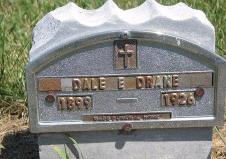 DRAKE, DALE E. - Turner County, South Dakota | DALE E. DRAKE - South Dakota Gravestone Photos