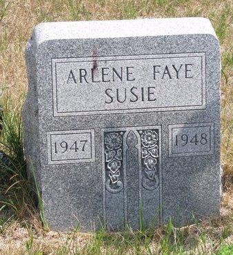 DUBOIS, ARLENE FAYE SUSIE - Turner County, South Dakota | ARLENE FAYE SUSIE DUBOIS - South Dakota Gravestone Photos